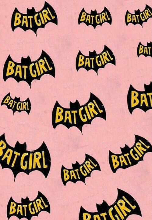 Imagem de batman, batgirl, and wallpaper