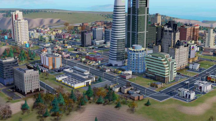 Simcity 5 deluxe edition скачать