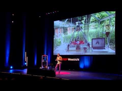 ▶ Living design for local production | Eric Klarenbeek | TEDxMaastricht - YouTube