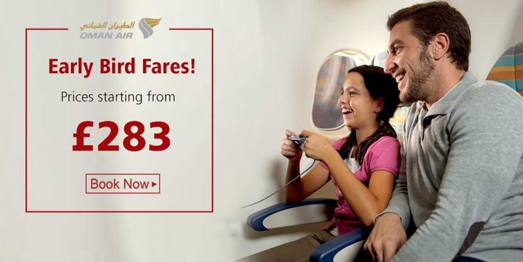 Oman Air Worldwide Offer, Book here - http://www.brightsun.co.uk/airlines/oman-air