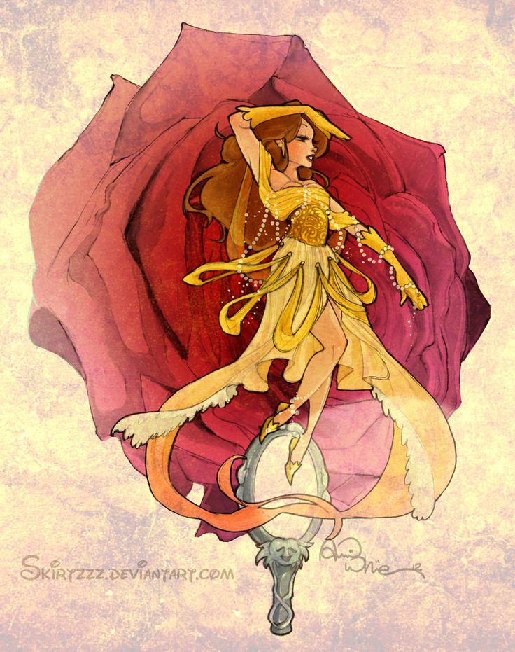 Floral Fallal Belle: Princesses Belle, Galleries, Fallal Belle, Disney Fans Art, Disney Princesses, Beautiful, Floral Fallal, Finals Fantasy, Fanart