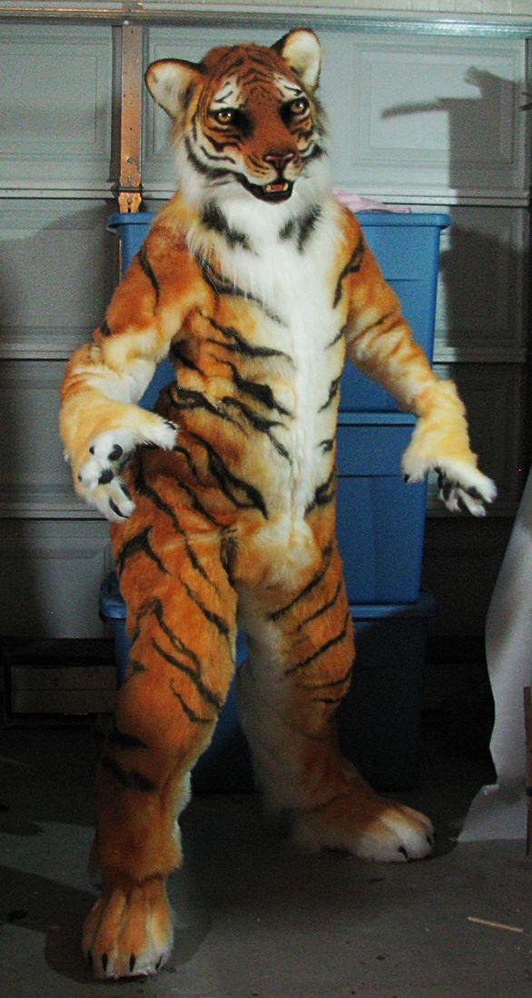 De 25+ bedste idéer inden for Tiger costume på Pinterest - photo#19