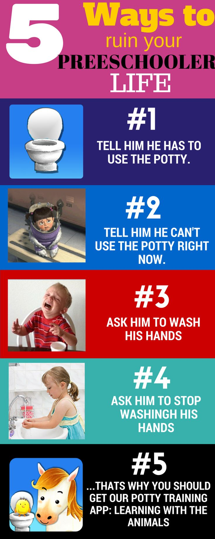 What Are The Top  Small Ways To Ruin Your Preschoolers Life Ruinkids Roomstraining Quotescontrolpotty Traininginfographicsalphabetcoloring Maternity