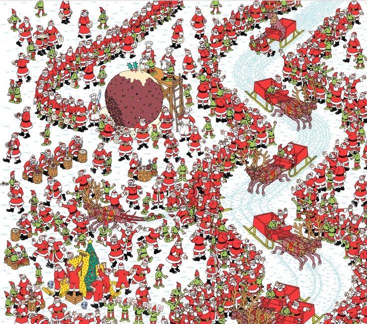 Merry Christmas Wally Watchers!
