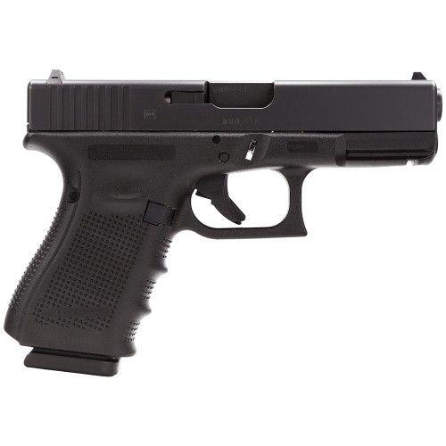 Glock PG1950201 G19 Gen 4 9mm 4.01