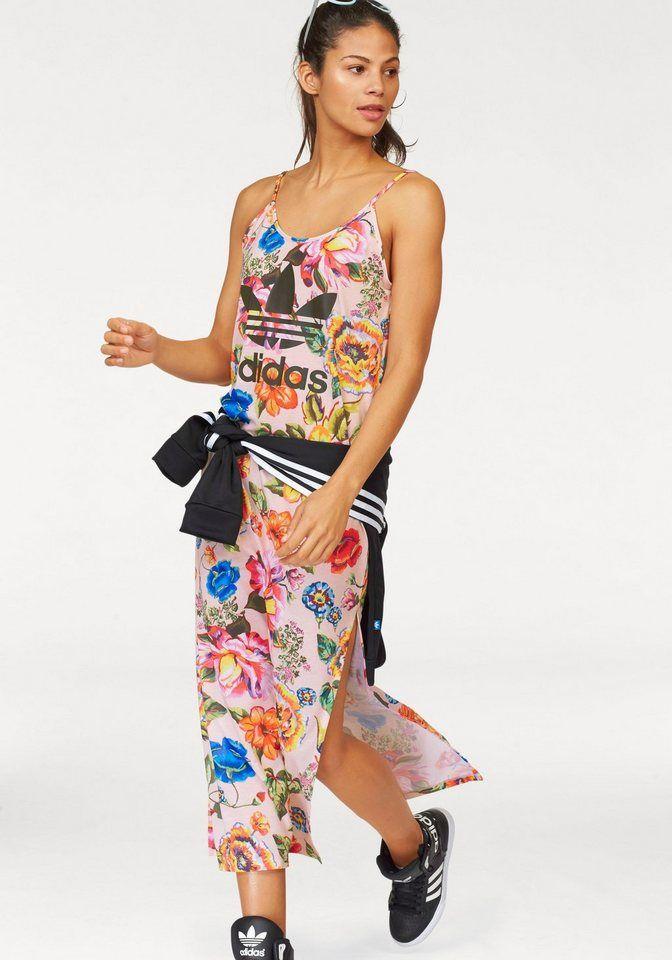 detailed look hot sale the best adidas Originals Shirtkleid »Marble T-Shirt-Kleid« AOP PACK ...