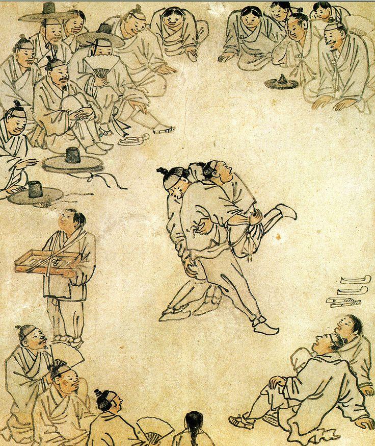 Kim Hong-do (1745-1806)