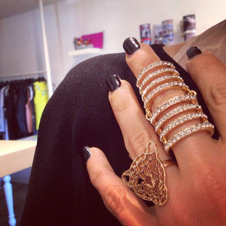 Anelli bijoux