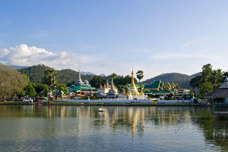Jong Kham Lake in Mae Hong Son