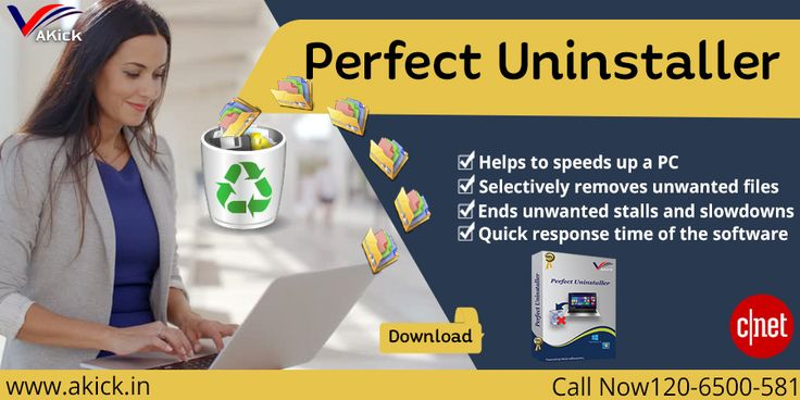 Software removal tool can remove unwanted applications easily, which you cannot remove via standard Add /Remove Programs. Likewise, it protects your window registry from corrupted registry errors. So, install it instantly from www.akick.in. Contact number: 0120-6500-581.