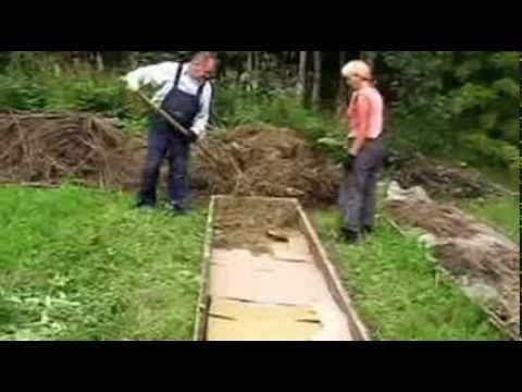 Грядки-короба за 9 шагов от Игоря Лядова | Высокие грядки / Органическое земледелие, пермакультура