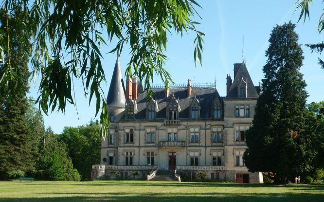 Château du Boisrenault - Indre