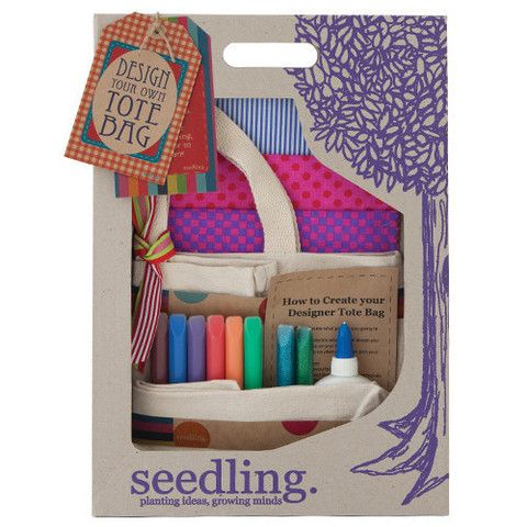 Personalized Tote Bag – Seedling