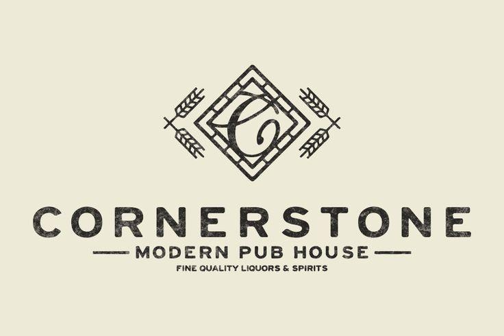 Cornerstone Pub Logo