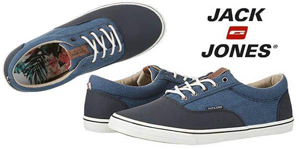 ¡MITAD DE PRECIO! Zapatillas casual Jack & Jones por sólo 25,35€ ¡Increíble!  ¿Buscas unas zapatillas baratas? Consigue aquí las Jack & Jones Casual ¿Estabas buscando unas bambas cómodas y baratas para poder llevar en tu día a día este verano? Pues échale un vistazo a lo que hemos encontrado en Amazon. Hablamos de las zapatillas Jack & Jones Jfwvision Washed...