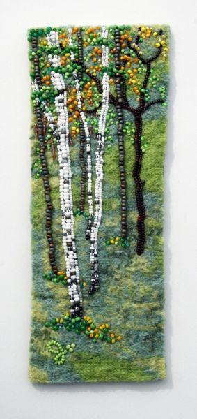 Large photo of Tree Series #2: Jo Wood Art