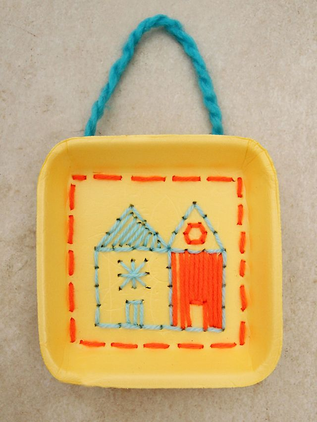 A fun way to learn embroidery