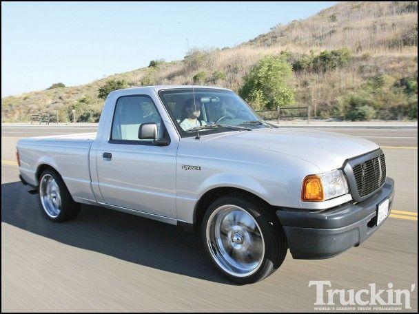 2004 ford Ranger Wheels