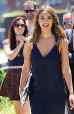 Jessica Alba was pictured as she promotes her Honest Company's new haircare http://celebs-life.com/jessica-alba-pictured-promotes-honest-companys-new-haircare/  #jessicaalba