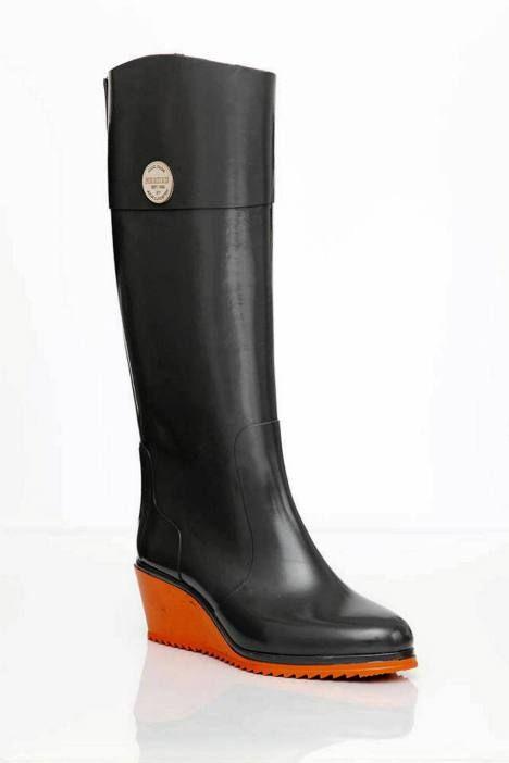 rockin' rain boots