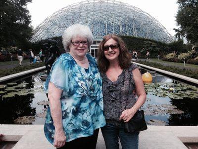 Julie Lessman with Bonnie Roof