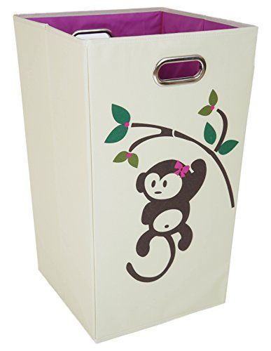 Baby Shower Idea Twirly Kids Hamper, Monkey -- Want to know more, click on the image.