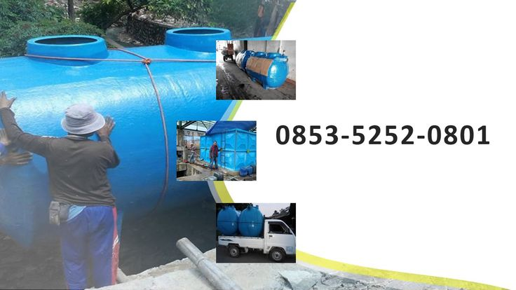 Supplier Biotech Septic Tank | Jual Biofill Septic Tank Murah