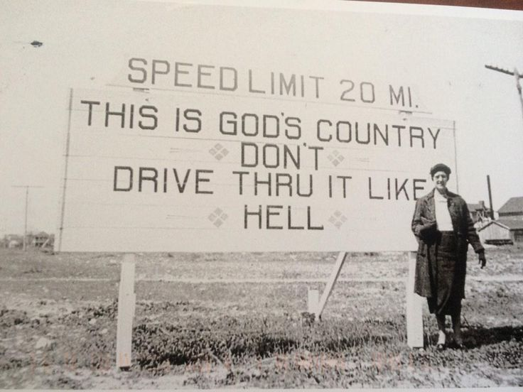 """20 mph was plenty in Texas in 1930's. #VisionZero @StreetsblogNet @NACTO @NHTSAgov @OTS_CA @Safe_Roads @transsafe"""