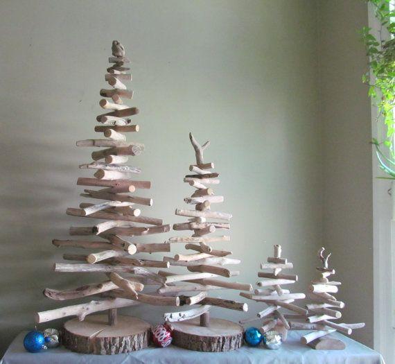 Medium Or Large Driftwood Christmas Tree, Driftwood Decor, Driftwood Tree,  Driftwood Christmas Decor, Driftwood Art, Driftwood Christmas