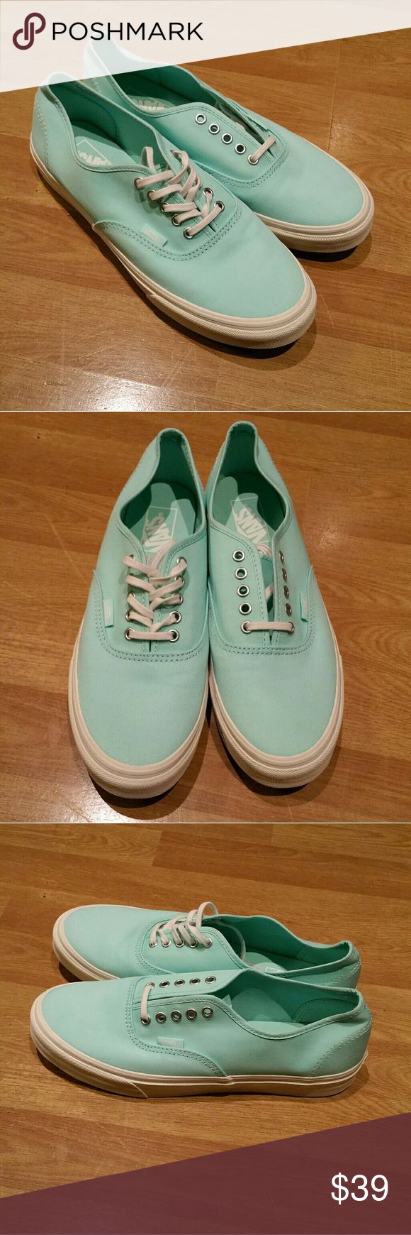 Womens Vans sneakers Brand New. Size 10. Never worn. Vans Shoes Sneakers