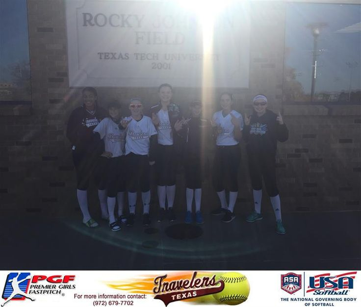 https://flic.kr/p/EBJx3c | The Texas Travelers were invited to the Texas Tech Showcase Camp. Before their games the select softball girls took in a game to watch the Red Raiders.