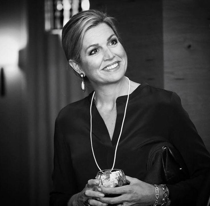 Queen Maxima on WEF