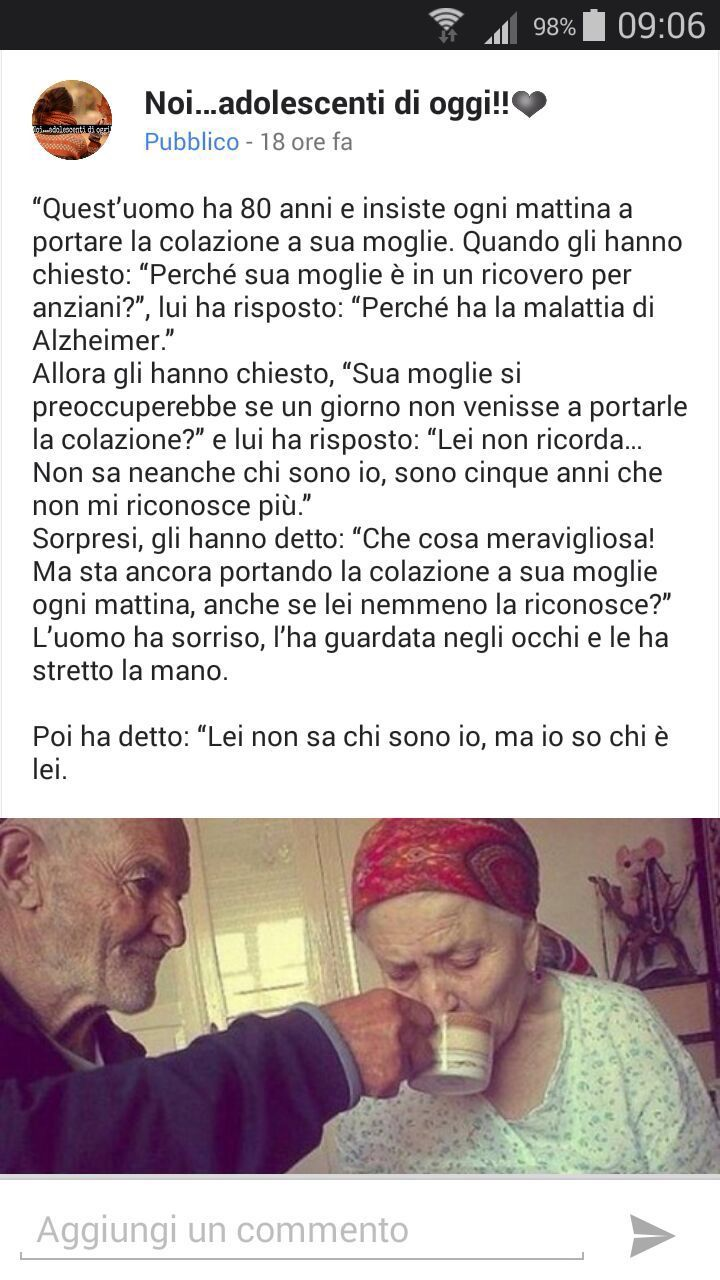 Amore fino all'eternità