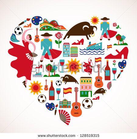 Spanish Woman Stock Illustrations & Cartoons   Shutterstock