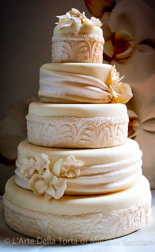 Tuscan Wedding Cakes Classic White Wedding Cake Portfolio In Traditional Italian Wedding Cake
