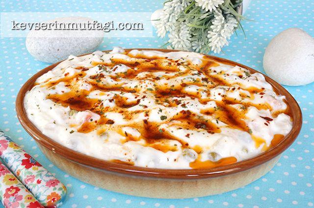 Mayonezli Tavuk Salatası Tarifi | Kevserin Mutfağı - Yemek Tarifleri