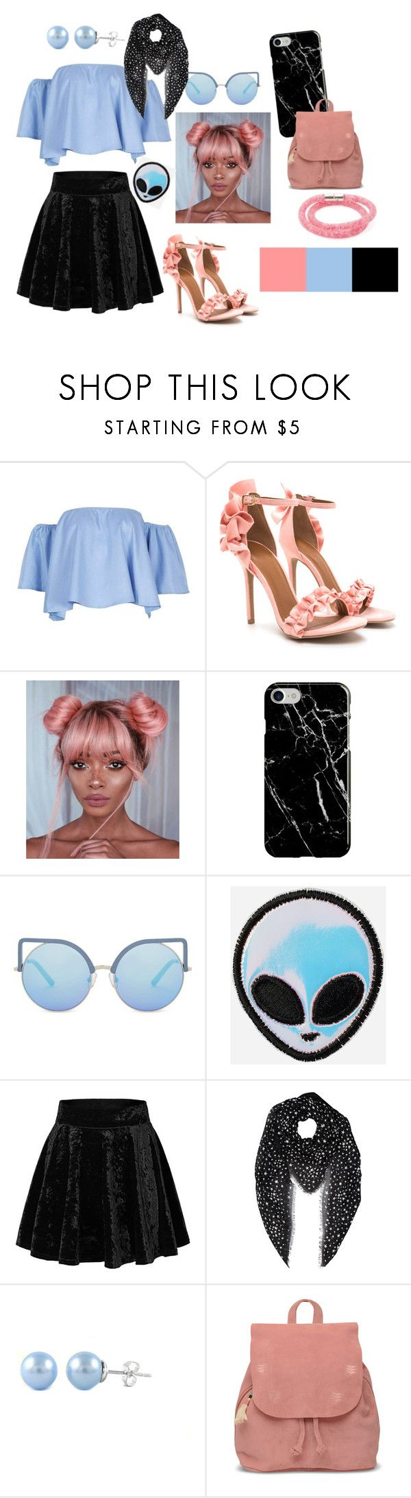 #3 by una-s on Polyvore featuring moda, TOMS, Swarovski, Yves Saint Laurent, Matthew Williamson and Recover
