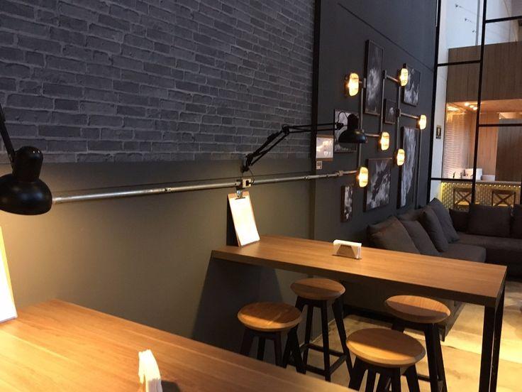 luminária arandela articulada spider loft design dear ingo