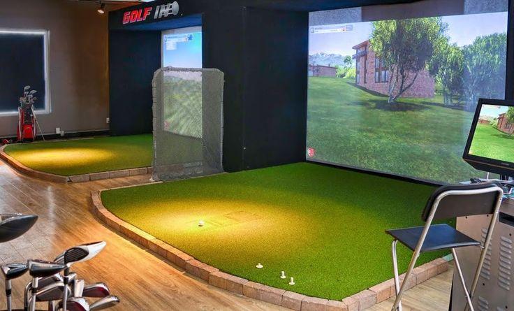 Club de golf Tecumseh  2 Nouveaux simulateurs de golf avec 45 terrains de disponible. Venez nous voir 819-663-4460 poste 5