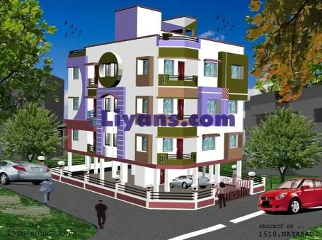 Antaranga for Sale at Nayabad, Bypass , Kolkata 2BHK, 6 Flats; Completion September 2014 ,Price Per Sq.ft. 3500/- ,Carparking 350000/-  http://www.liyans.com/ please visit our site