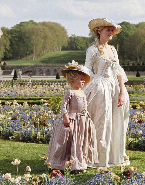 the garden of delights kirsten dunst in the title role of marie antoinette 2006 everything. Black Bedroom Furniture Sets. Home Design Ideas