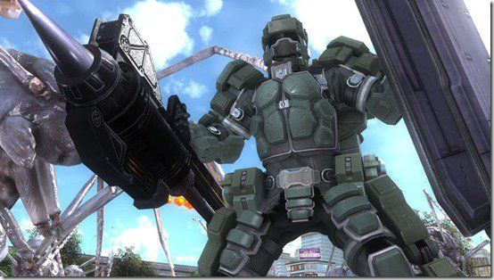 Earth Defense Force 5 Invades Japan This Summer On PlayStation 4 - Siliconera