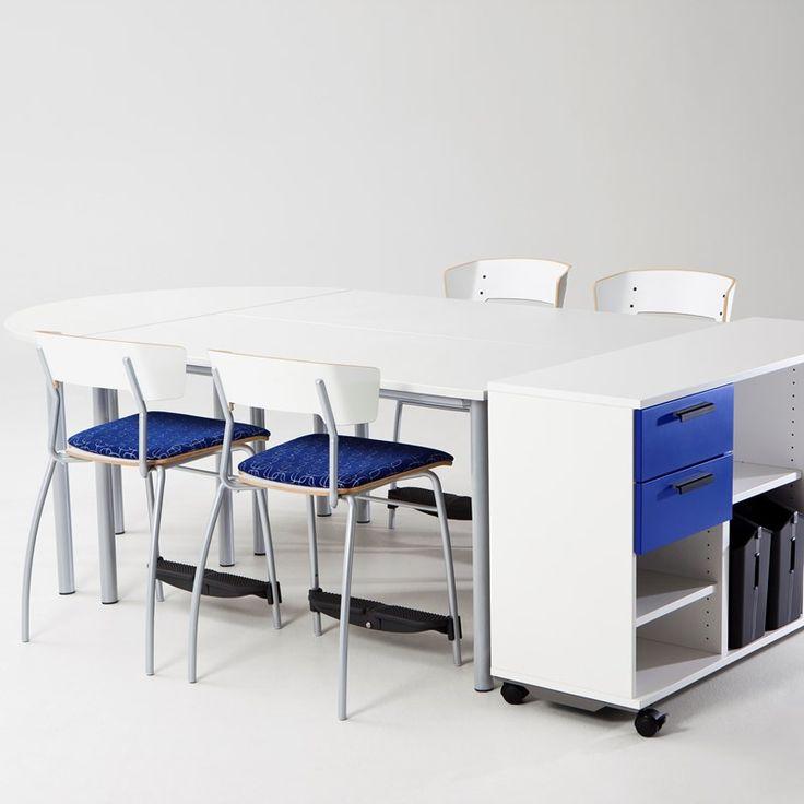 Gamme De Tables Dediee Aux Espaces Formation Ecoles Et Universites Tres Pratique