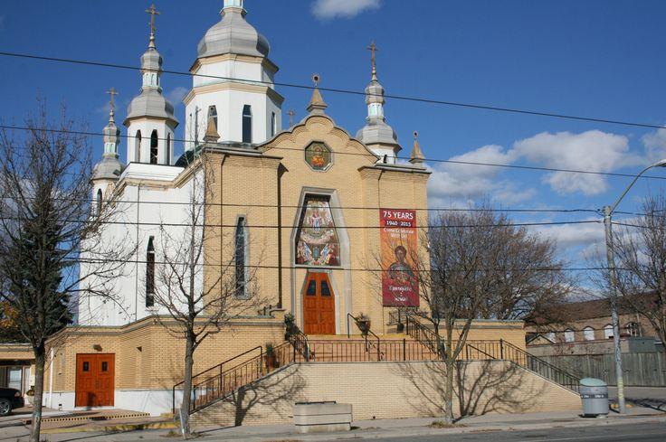 Ukrainia Orthodox Church St.Demetrius Toronto,Canada