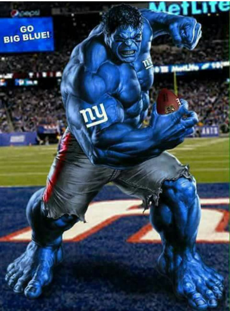 NY Giants for life