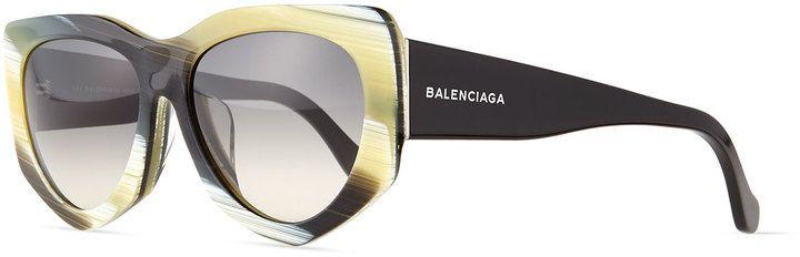 Balenciaga Acetate Sunglasses