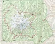 Wonderland Trail, Mount Rainier - Bing Images