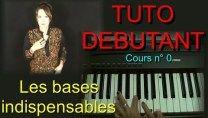 Apprendre le piano en 5h - Tuto les bases indispensables