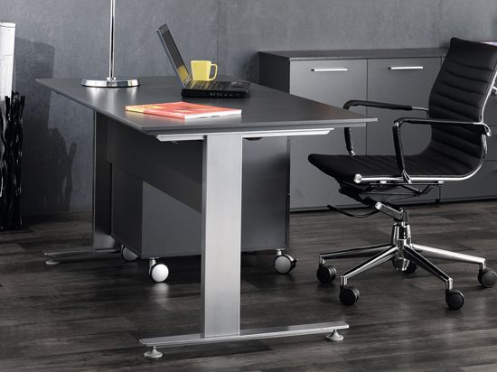 Network Plus Sit Stand Desk Home Office Studio Pinterest