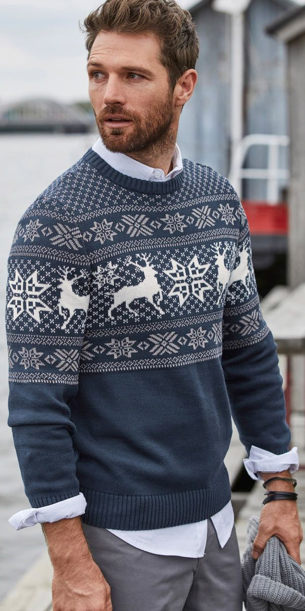 Pullover mit Norwegermuster in 2019   Norweger pullover